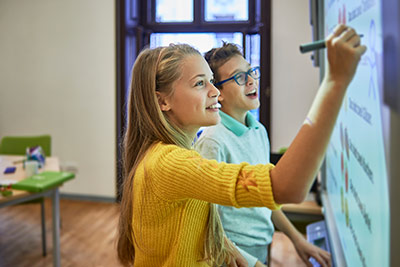 Education technology and school safety solutions